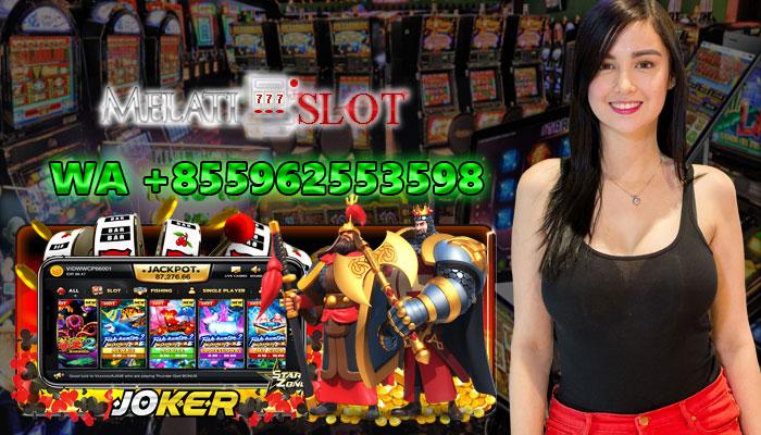 Game Online Uang Asli di Indonesia Melatislot