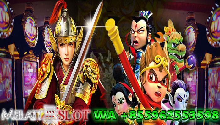 Judi Jackpot Online Permainan Slot Mesin Duit Asli Indonesia
