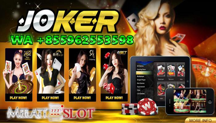 Judi Slot Deposit Murah 10rb Agen Resmi Joker123 MelatiSlot