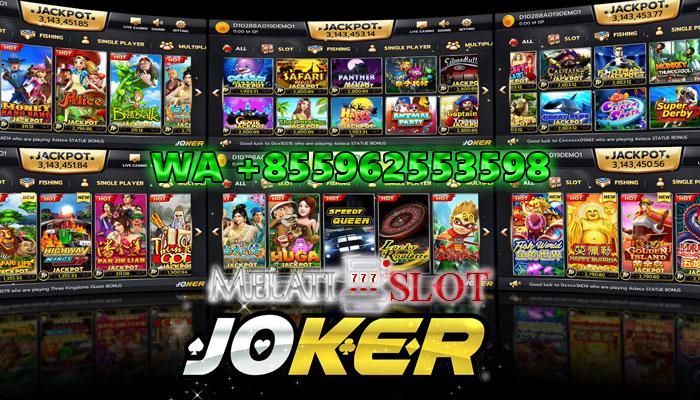 List Game Slot Mudah Menang Joker123