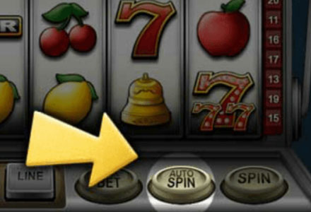 fitur auto spin mesin slot