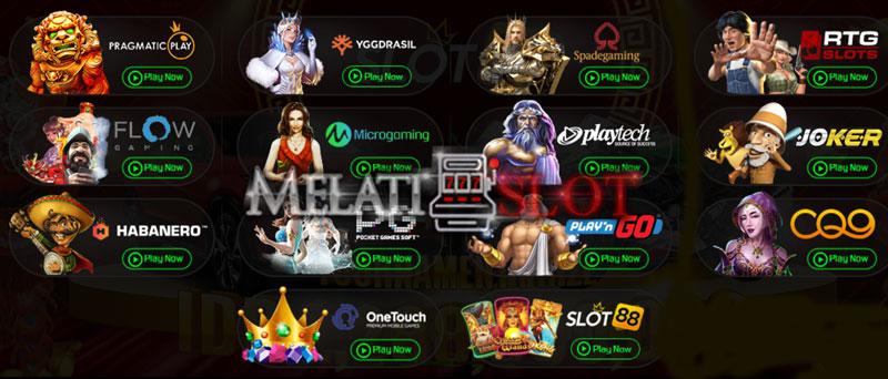 permainan slot online uang asli terlengkap