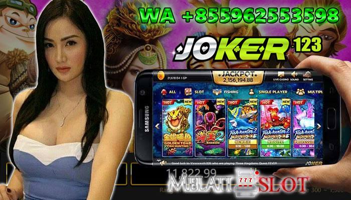 Agen Joker123 Terpercaya Deposit 10rb Bonus Member Baru 100%